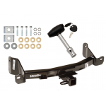 Trailer Tow Hitch For 09-14 Ford F-150 w/ Security Lock Pin Key