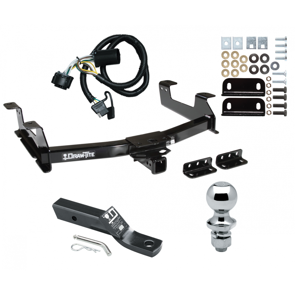 Trailer Tow Hitch For 11  Wiring