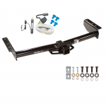 Trailer Tow Hitch For 02-06 Chevy Avalanche 1500 2500 02 Cadillac Escalade w/ Wiring Harness Kit