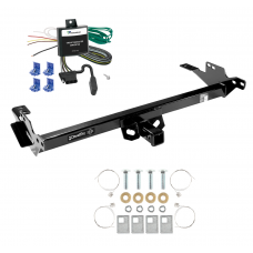 Trailer Tow Hitch For 13-14 Toyota Hilux w/ Wiring Harness Kit