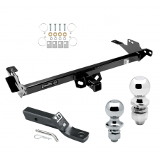 "Trailer Tow Hitch For 08-14 Toyota Hilux Receiver w/ 1-7/8"" and 2"" Ball"