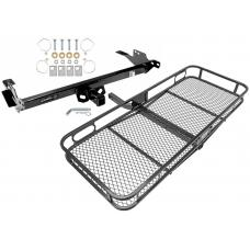 Trailer Tow Hitch For 08-14 Toyota Hilux Basket Cargo Carrier Platform w/ Hitch Pin