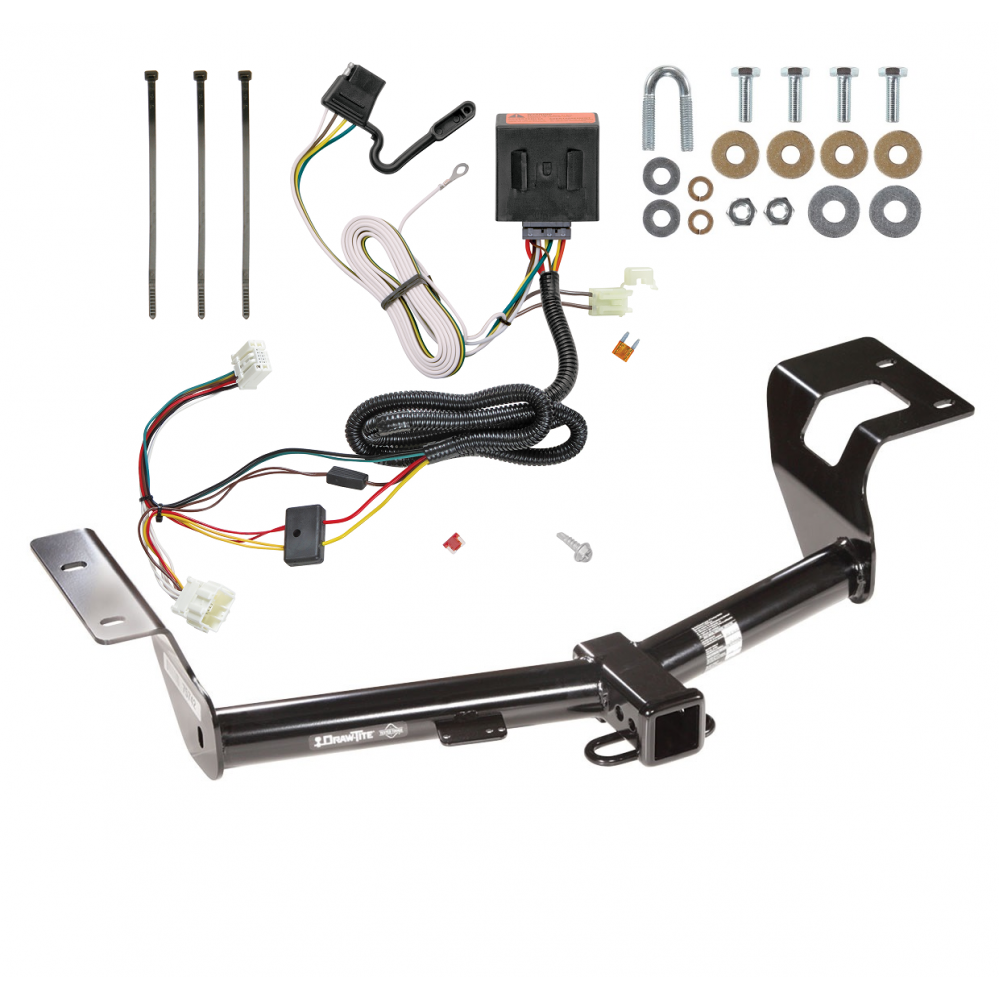 trailer tow hitch for 12 16 honda cr v w wiring harness kit. Black Bedroom Furniture Sets. Home Design Ideas