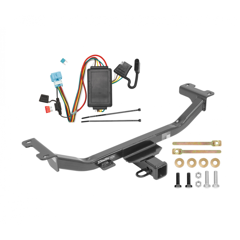 Trailer Tow Hitch For 10-12 Acura RDX W/ Wiring Harness Kit