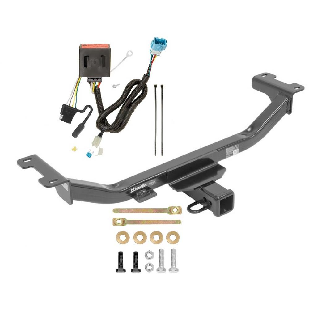 Trailer Tow Hitch For 13  Wiring Harness Kit