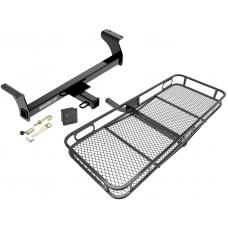 Trailer Tow Hitch For 2013 Isuzu D-Max Basket Cargo Carrier Platform Hitch Lock and Cover