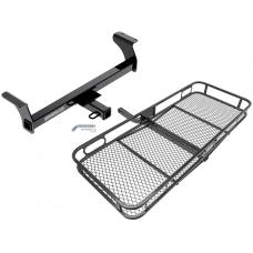Trailer Tow Hitch For 2013 Isuzu D-Max Basket Cargo Carrier Platform w/ Hitch Pin