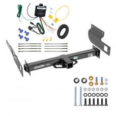 Trailer Tow Hitch For 13-19 Volkswagen Amarok International Only w/ Wiring Harness Kit
