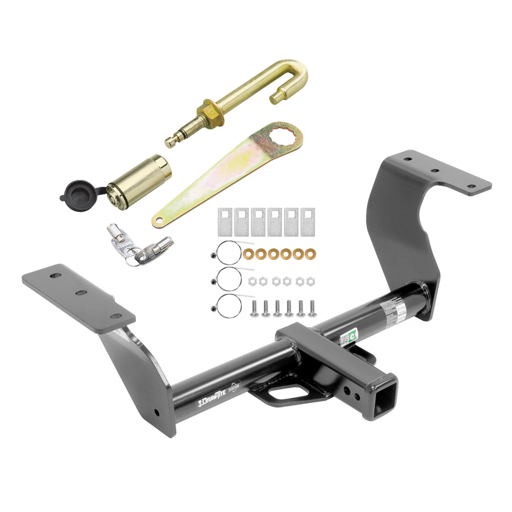 Trailer Tow Hitch For 14 18 Subaru Forester All Styles