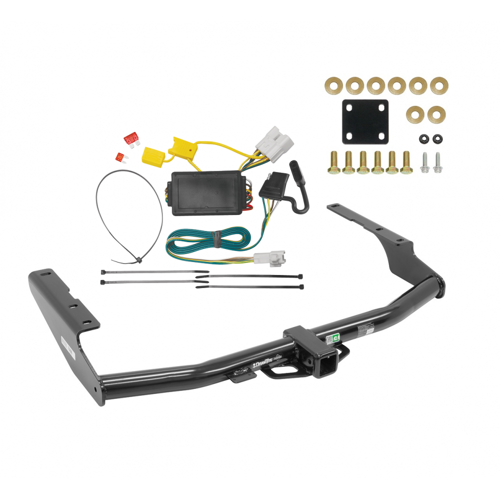 2017 Toyota Highlander Trailer Hitch Wiring Harness from www.trailerjacks.com