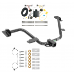 Trailer Tow Hitch For 15-18 Chevy City Express 13-19 Nissan NV200 w/ Wiring Harness Kit
