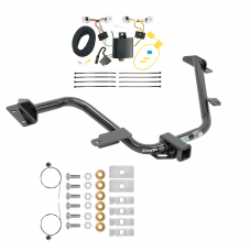Trailer Tow Hitch For 15-18 Chevy City Express 13-20 Nissan NV200 w/ Wiring Harness Kit
