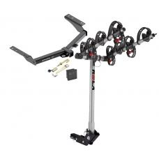 Trailer Tow Hitch For 2014 Toyota Prado 4 Bike Rack w/ Hitch Lock and Cover