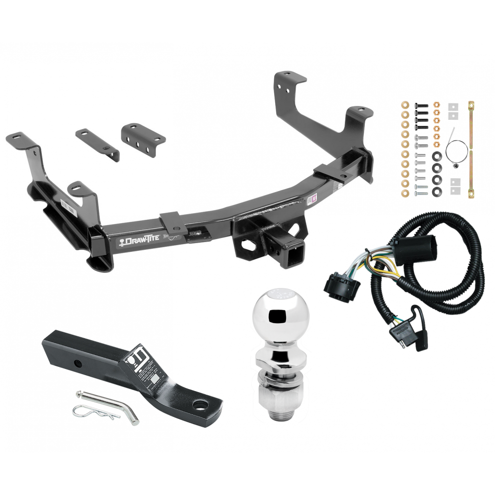 Trailer Tow Hitch For 15