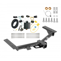 Trailer Tow Hitch For 15-21 Ford Transit 150 250 350 w/ Wiring Harness Kit