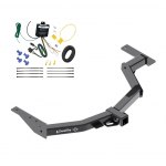 Trailer Tow Hitch For 2014 Toyota Hilux SW4 w/ Wiring Harness Kit