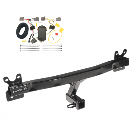 Trailer Tow Hitch For 08-10 Volvo V70 Wagon w/ Wiring Harness Kit