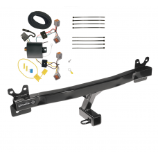 Trailer Tow Hitch For 15-17 Volvo V60 w/ Wiring Harness Kit