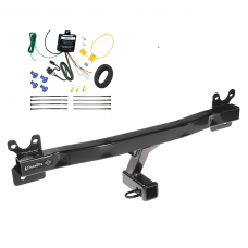 Trailer Tow Hitch For 11-13 Volvo S60 Sedan w/ Wiring Harness Kit