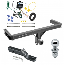 "Trailer Tow Hitch For 13-17 Audi Q5 Complete Package w/ Wiring and 1-7/8"" Ball"