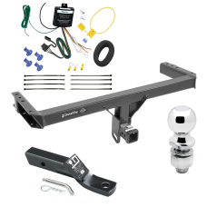 "Trailer Tow Hitch For 13-17 Audi Q5 Complete Package w/ Wiring and 2"" Ball"