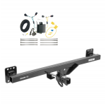 Trailer Tow Hitch For 11-17 Volkswagen Touareg w/ Wiring Harness Kit