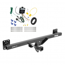 Trailer Tow Hitch For 07-16 Audi Q7 11-17 Porsche Cayenne w/ Wiring Harness Kit