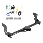 Trailer Tow Hitch For 16-17 Mercedes-Benz Metris w/ Wiring Harness Kit