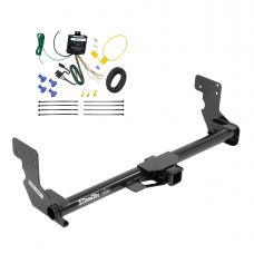 Trailer Tow Hitch For 16-19 Mercedes-Benz Metris w/ Wiring Harness Kit