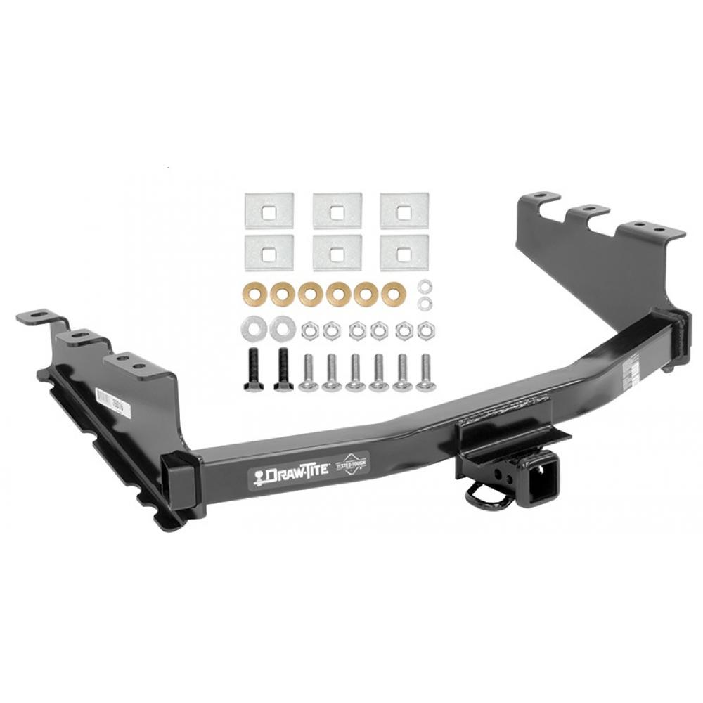 Trailer Hitch Package W   Wiring For 14