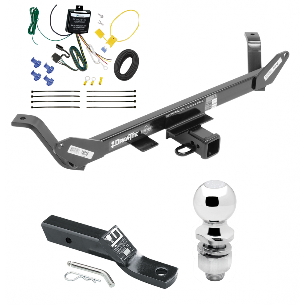 trailer tow hitch for 18 19 bmw x1 complete package w. Black Bedroom Furniture Sets. Home Design Ideas