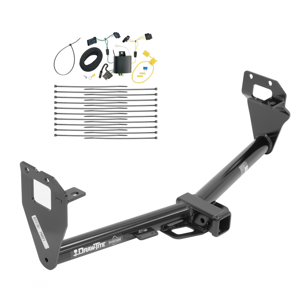 Trailer Tow Hitch For 15  Wiring
