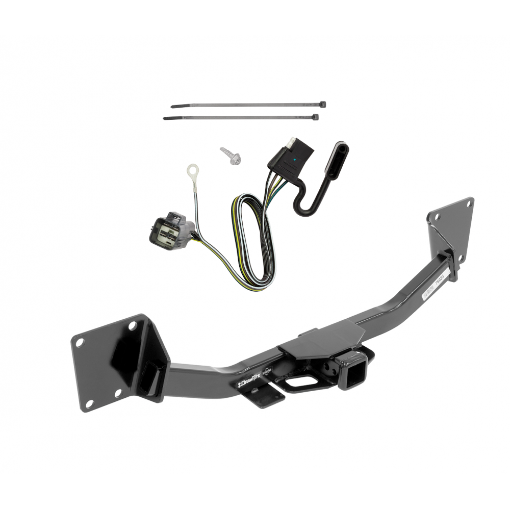 Trailer Tow Hitch For 17  Wiring Harness Kit