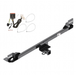 Trailer Tow Hitch For 11-17 Honda Odyssey w/ Wiring Harness Kit
