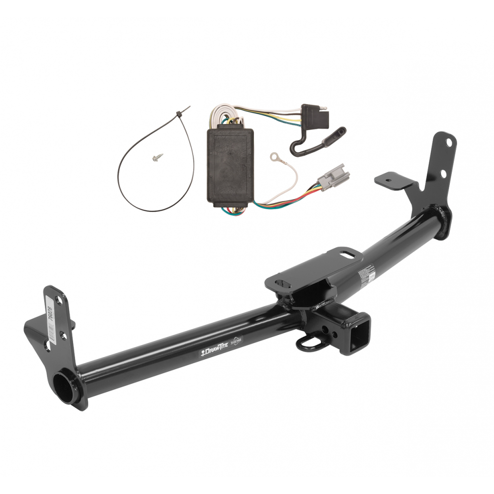 Chevy Equinox Trailer Hitch Wiring