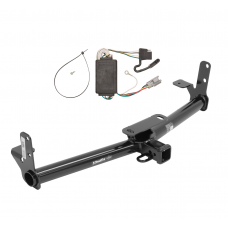 Trailer Tow Hitch For 05-06 Chevy Equinox 06 Pontiac Torrent w/ Wiring Harness Kit