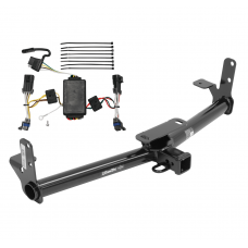 Trailer Tow Hitch For 02-07 Saturn Vue w/ Wiring Harness Kit