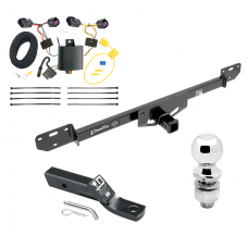 """Trailer Tow Hitch For 14-19 RAM ProMaster 1500 2500 3500 Complete Package w/ Wiring and 2"""" Ball"""