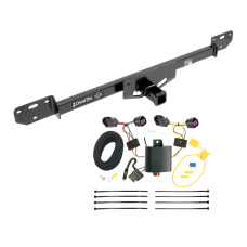 Trailer Tow Hitch For 14-19 RAM ProMaster 1500 2500 3500 w/ Wiring Harness Kit