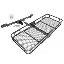 Trailer Tow Hitch For 14-19 RAM 1500 2500 3500 Basket Cargo Carrier Platform w/ Hitch Pin