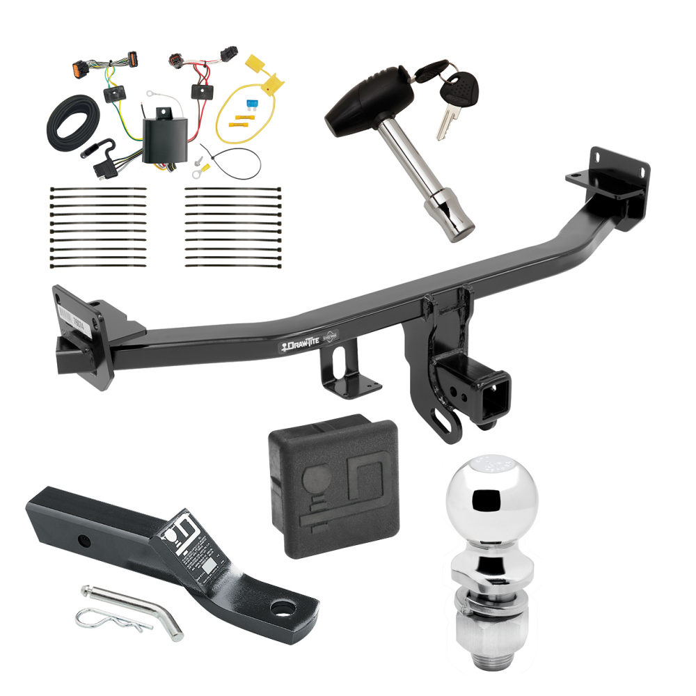 Trailer Tow Hitch For 17
