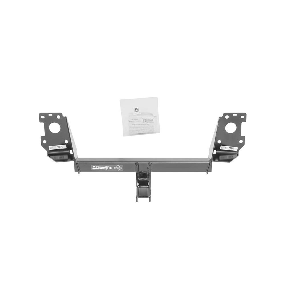 Trailer Tow Hitch For 17-19 Audi Q7 Complete Package W