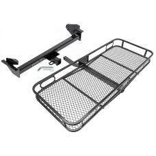 Trailer Tow Hitch For 16-17 Nissan NP300 Navara International Only Basket Cargo Carrier Platform w/ Hitch Pin