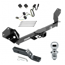 """Trailer Tow Hitch For 16-18 Buick Envision Complete Package w/ Wiring and 1-7/8"""" Ball"""