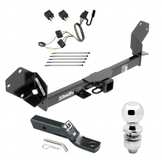 """Trailer Tow Hitch For 16-18 Buick Envision Complete Package w/ Wiring and 2"""" Ball"""
