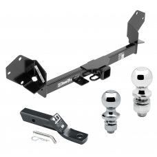 """Trailer Tow Hitch For 16-18 Buick Envision Receiver w/ 1-7/8"""" and 2"""" Ball"""