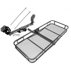 Trailer Tow Hitch For 16-18 Buick Envision Basket Cargo Carrier Platform w/ Hitch Pin