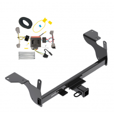 Trailer Tow Hitch For 14-17 Volvo XC60 w/ Wiring Harness Kit