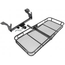 Trailer Tow Hitch For 14-17 Volvo XC60 Basket Cargo Carrier Platform w/ Hitch Pin