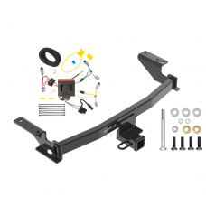 Trailer Tow Hitch For 13-16 Mazda CX-5 w/ Wiring Harness Kit